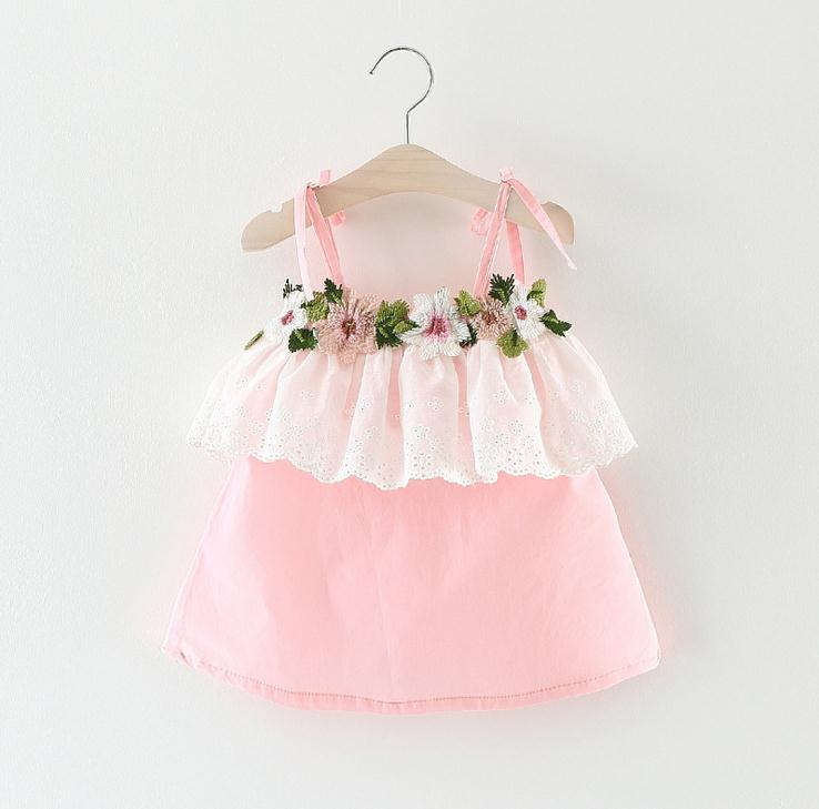 cd5cb35e43a China 2018 Baby Girl Party Dress Children Frocks Designs New Model ...