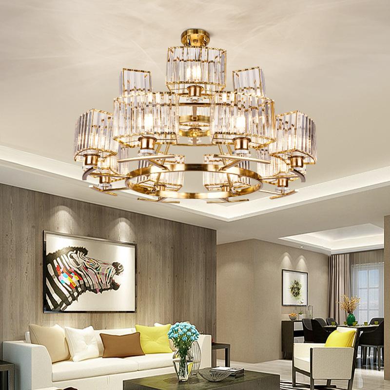 China Postmodern Chandelier Creative, Dining Room Chandelier Lighting