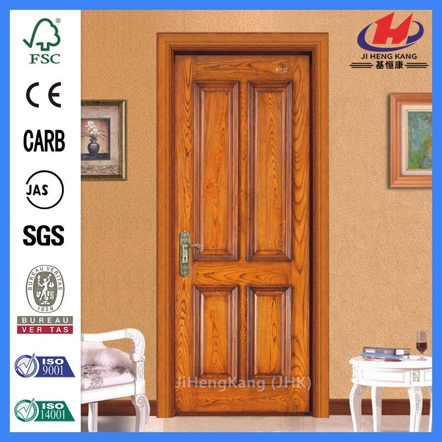 China Double Hung Interior Doors Wood Veneer For Doors Ash Veneer