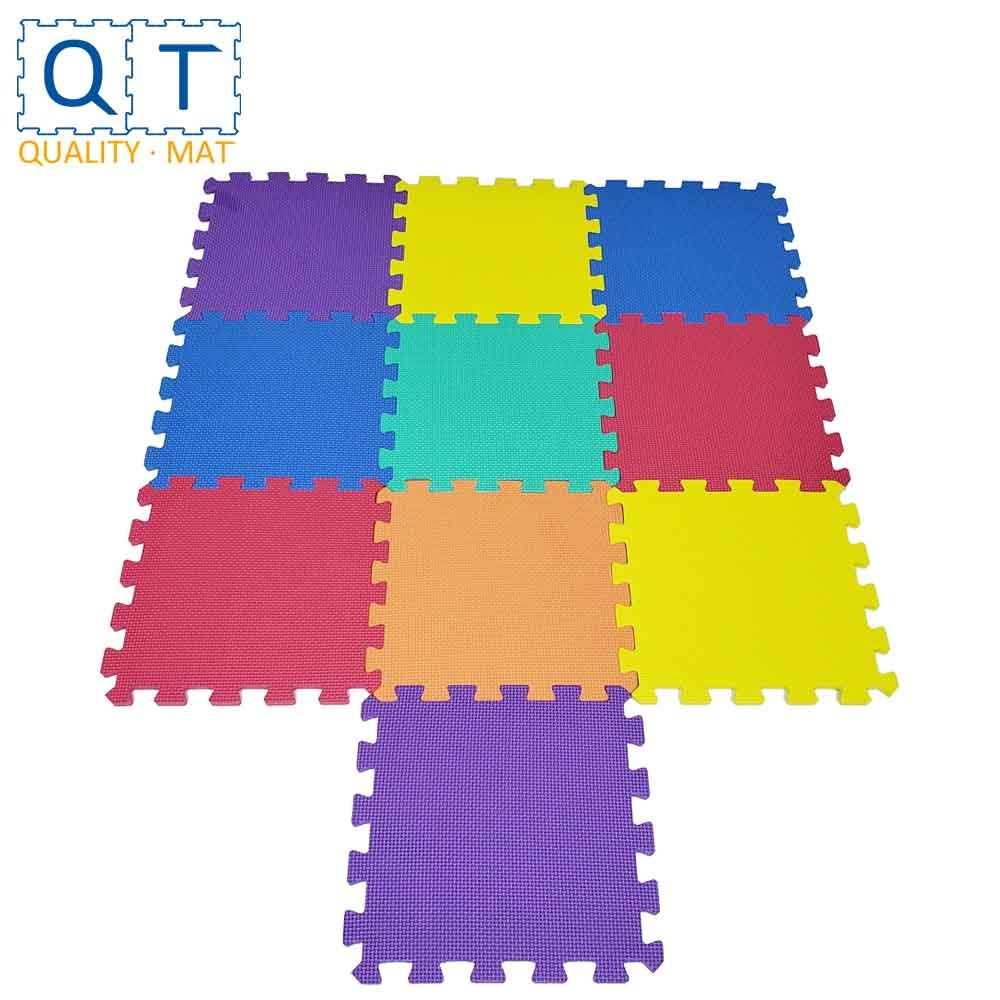 Interlocking Foam Eva Plain Puzzle Mat