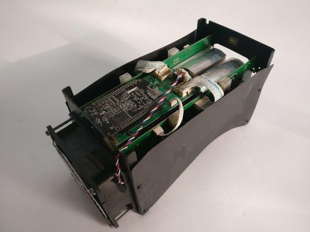 Bitmain Antminer S5 BTC Miner Bitcoin ASIC Mining SHA256 1155GH//s USED