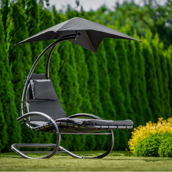 Arc Stand Swing Chair Rocking