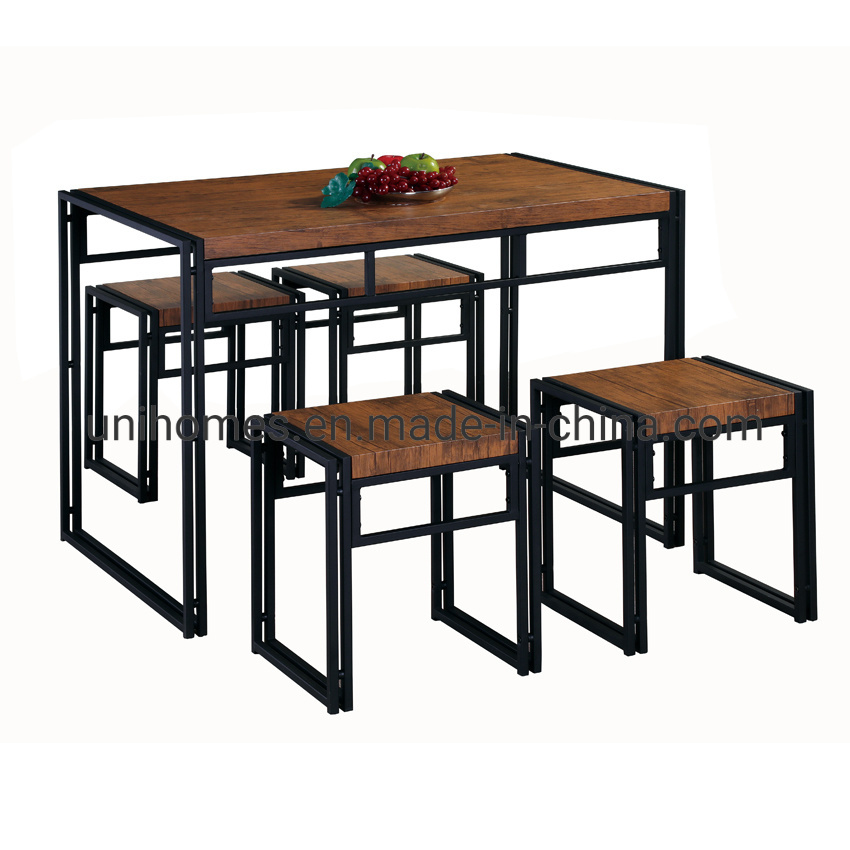 China Unihomes 5 Piece Dining Table For