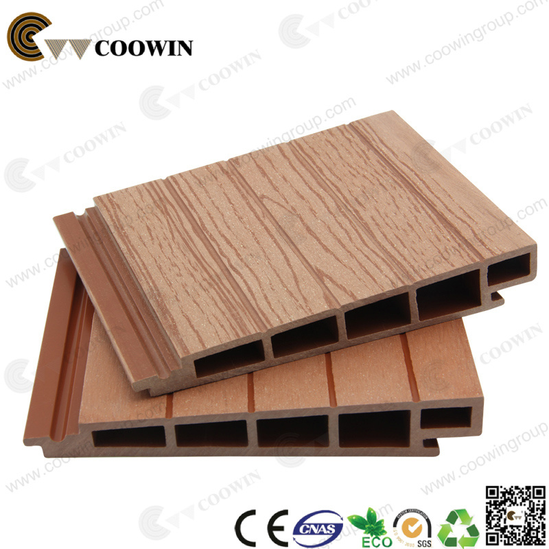 Wood Plastic Lightweight Exterior Wall Panels