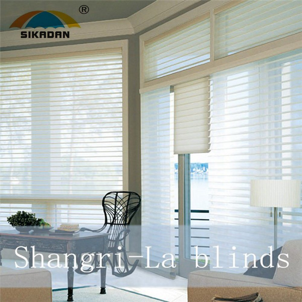 Why are roller blinds on plastic windows so popular now