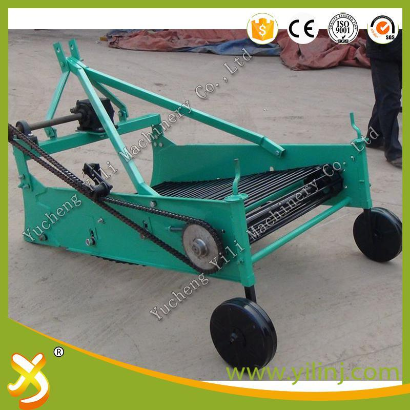 Single-Row Potato Harvester Machine for Sale pictures & photos