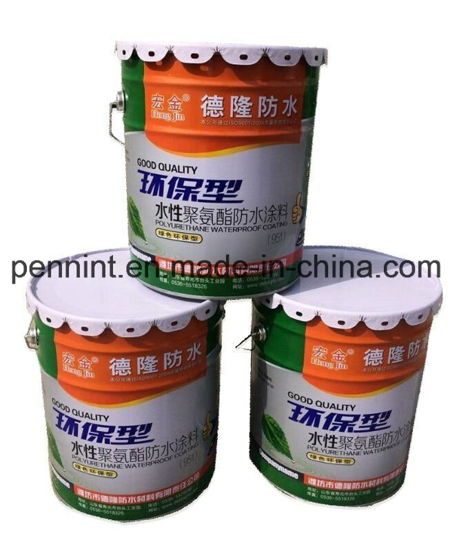 Single Component PU Polyurethane Waterproofing Coating pictures & photos