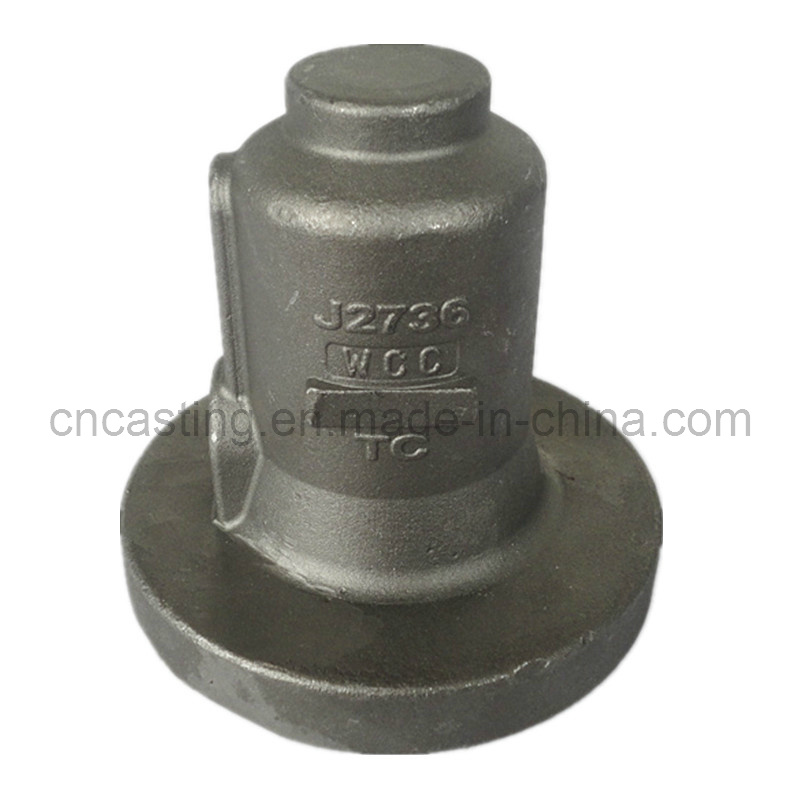 Alloy Steel Valve Machining Parts