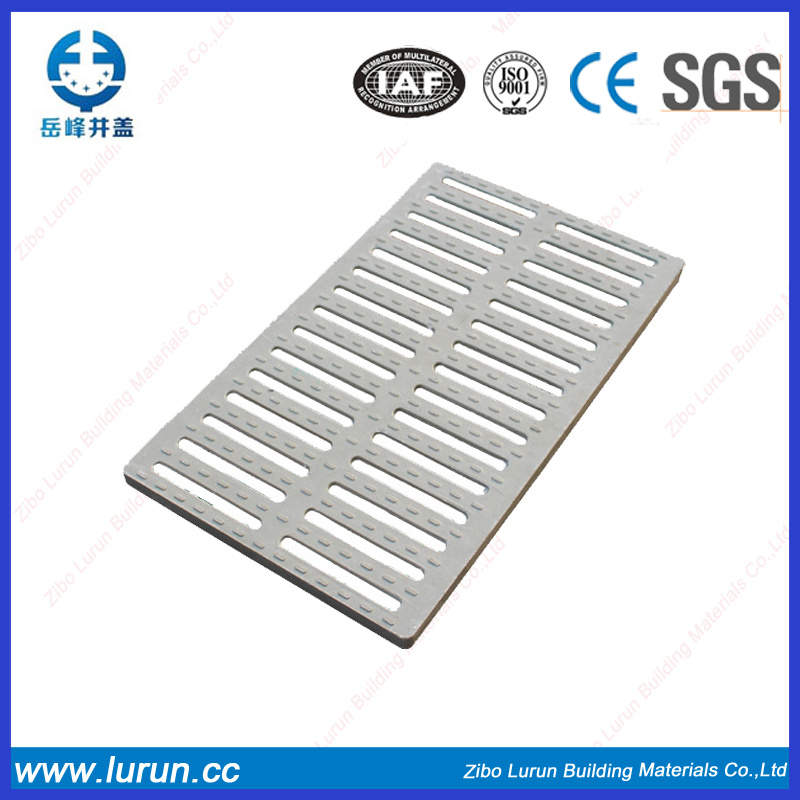Composite Rectangle Driveway Ditch Grates