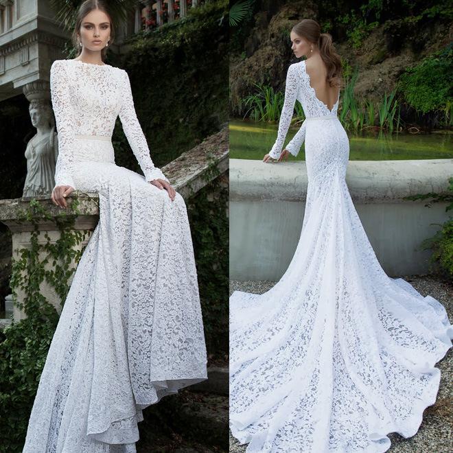 [تصویر:  Sexy-Hollow-Lace-Wedding-Gown-Bodycon-We...essess.jpg]
