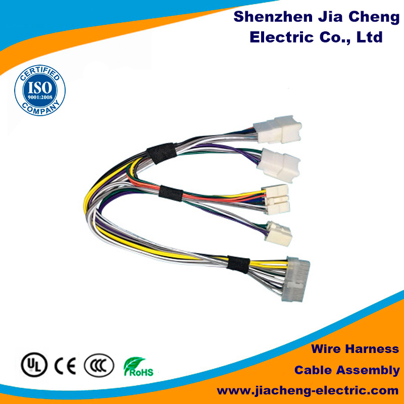 [Hot Item] PVC Insulation Copper Wire Electric Scooter Harness with on