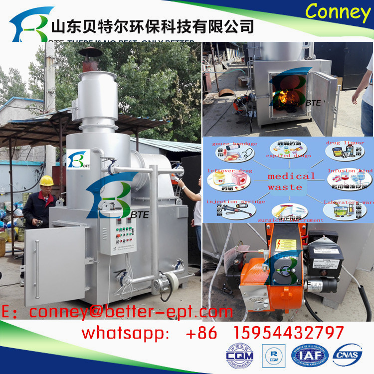 China Pyrolysis Gasification Incinerator Plant, Recycle Wastetire