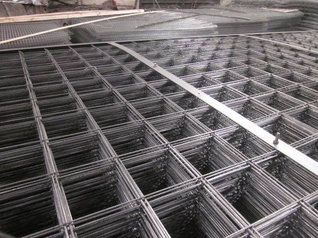 China Anping 6X6 Concrete Reinforcement Welded Wire Mesh A142 ...