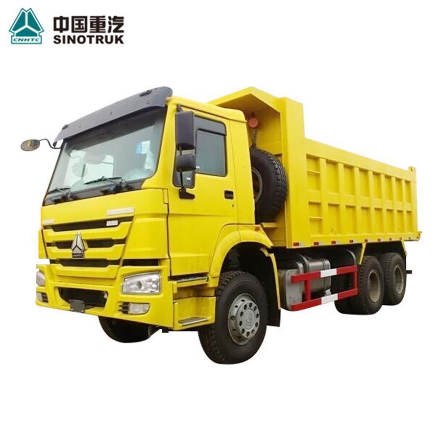 Sinotruk Howo 371 Price 6x4 20 Ton 10 Wheel Ghana Dump