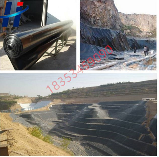 1.5mm HDPE Liner Sheet for Fish Farming pictures & photos
