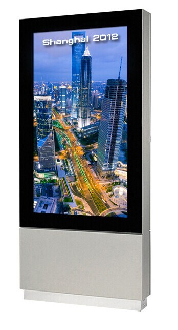 65inch Digital Signage LCD Display for Bus Station pictures & photos