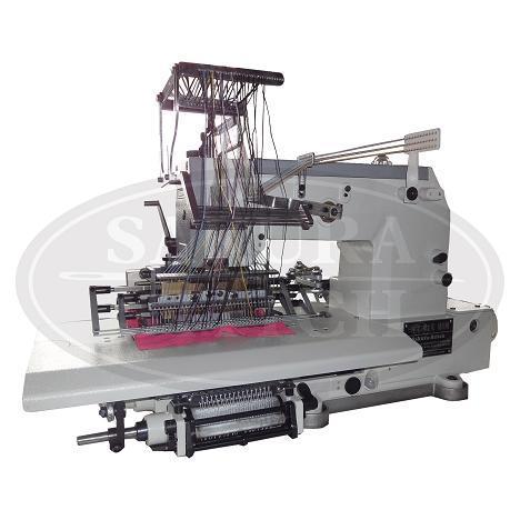 China 40 Needle Smocking Machine S40048PMSM China Smocking Cool Sewing Machine Smocking