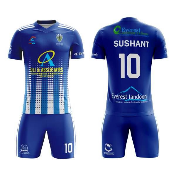 b53123896 Custom Soccer Jersey Wear China Good Quality Latest Design Custom  Sublimation Soccer Uniforms - China Soccer Jerseys, Football Jersey