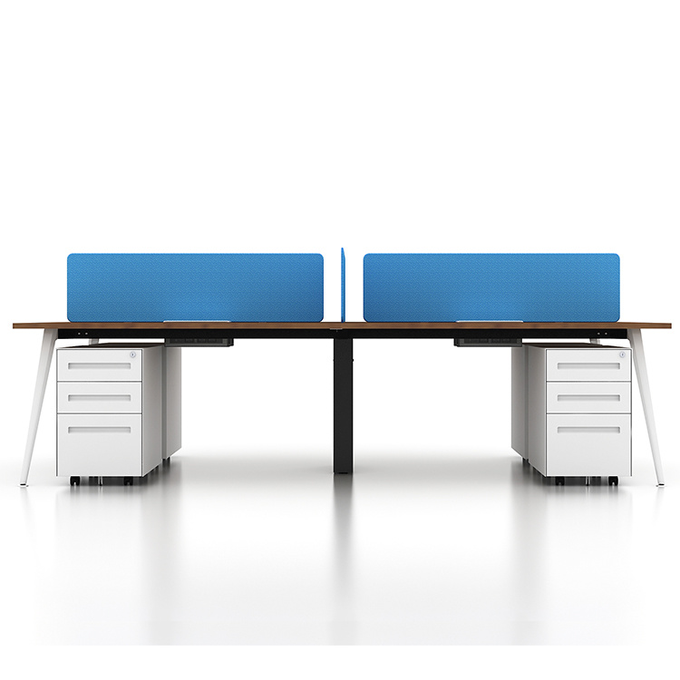 China Office Furniture Cheap Modern Contemporary Manufacturer Office Workstations Photos Pictures Made In China Com