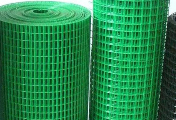 China Factory Supply Quality 1 2 X 1 2 Pvc Coated Welded Wire Mesh Photos Pictures Made In China Com