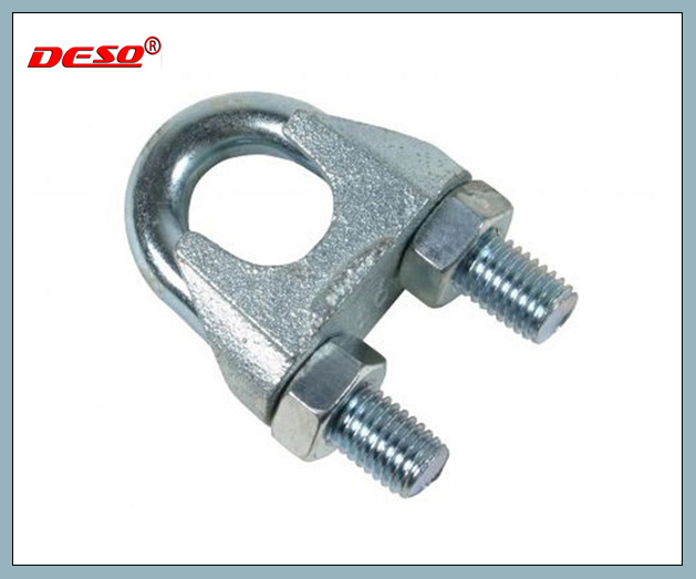 China Stainless Steel Us Type Wire Rope Fastener Clip - China Cable ...