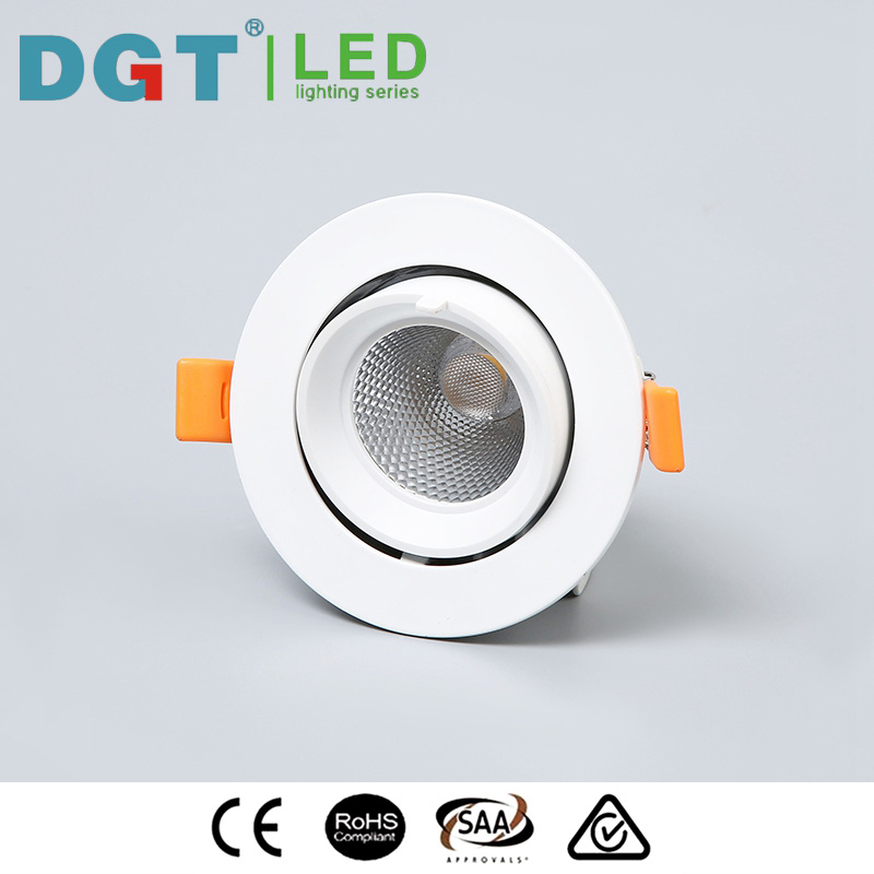 New Design 12W LED COB Adjustable Spotlight with Ce, SAA, RoHS pictures & photos