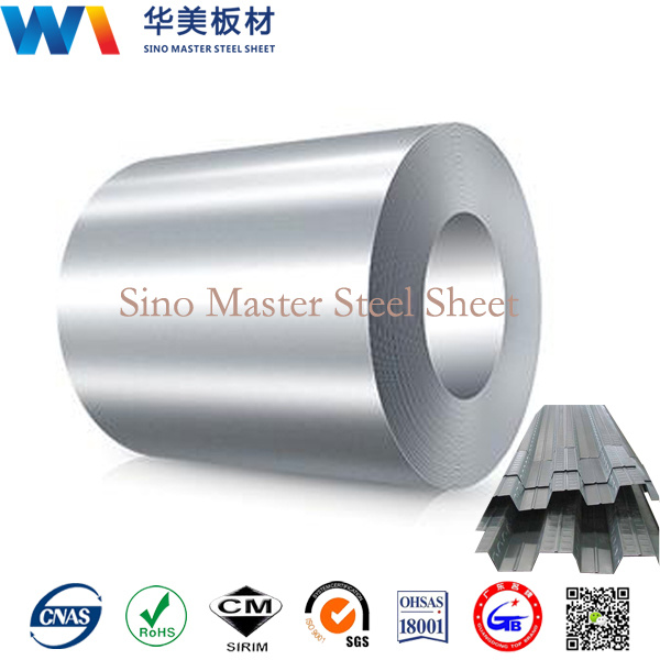 Corrugated Roof Tile Material Hot Dipped Galvanized Steel Coil