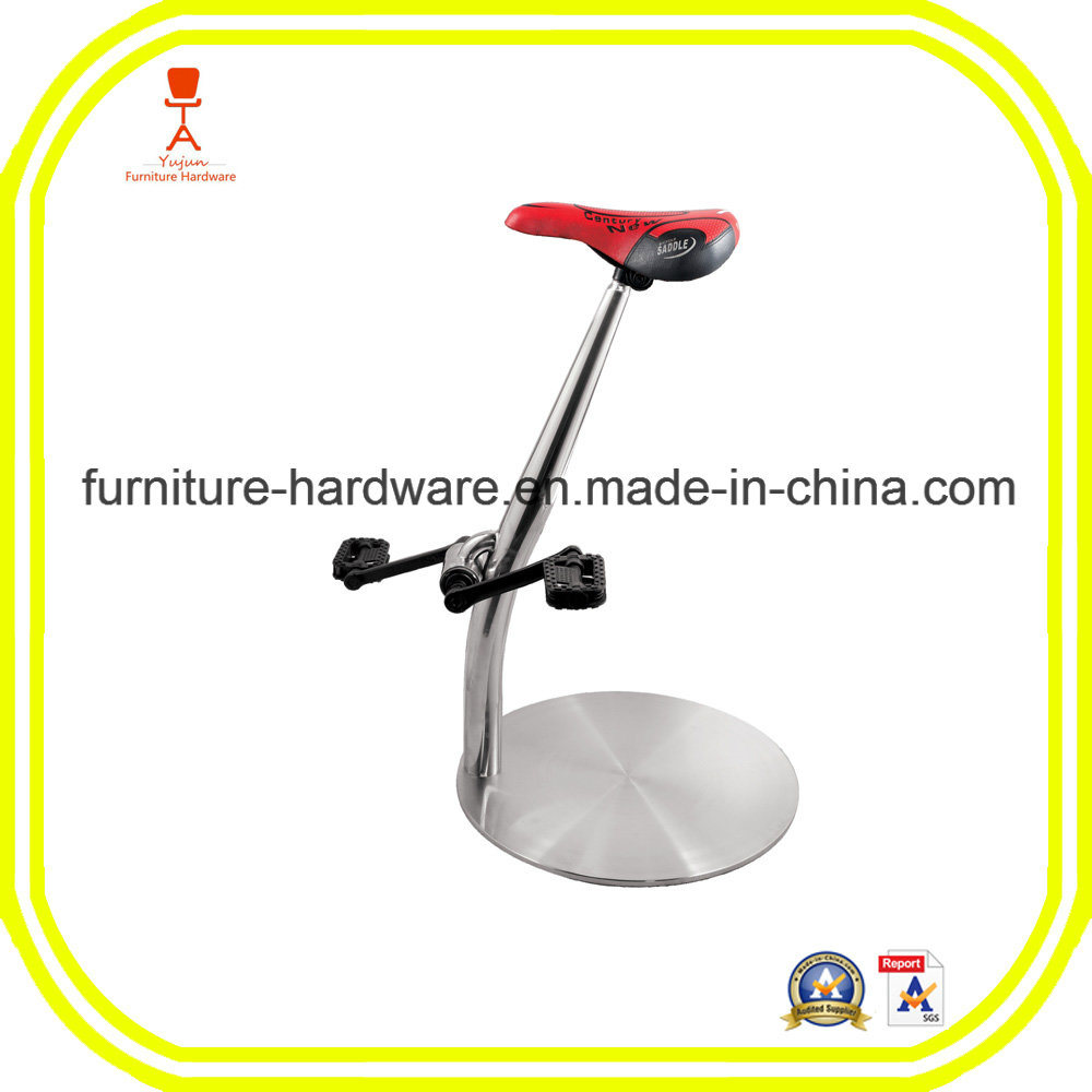 China Furniture Hardware Parts Metal Chair Base for Sit Stand