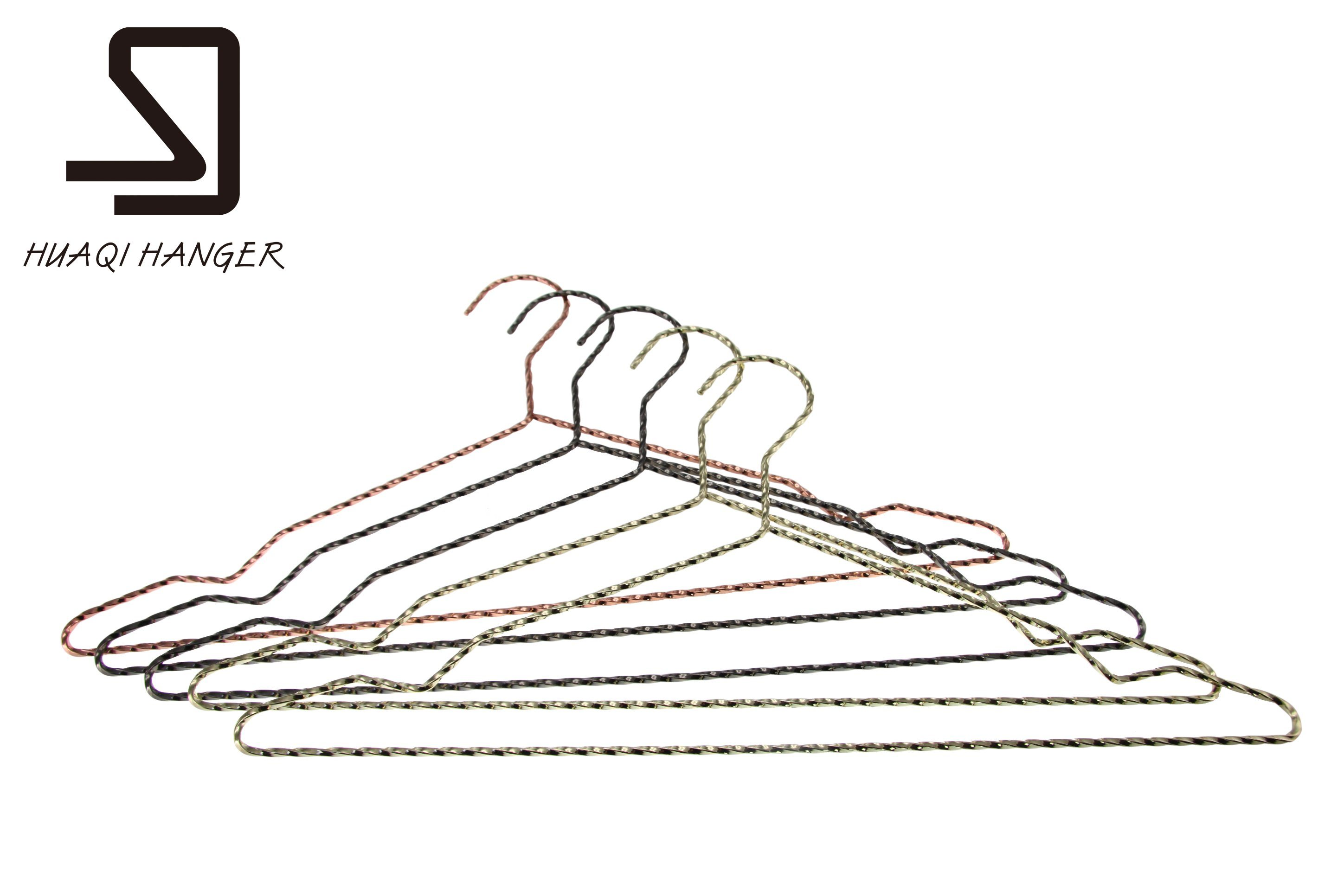 Cheap Colorful Wire/Matel Clothes Hanger/Hangers