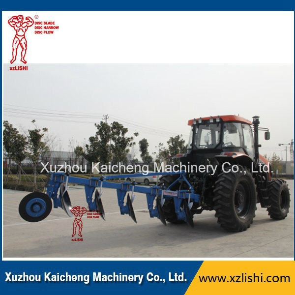 5 Disc Plough and Disc Plow for 90-120HP Tractor