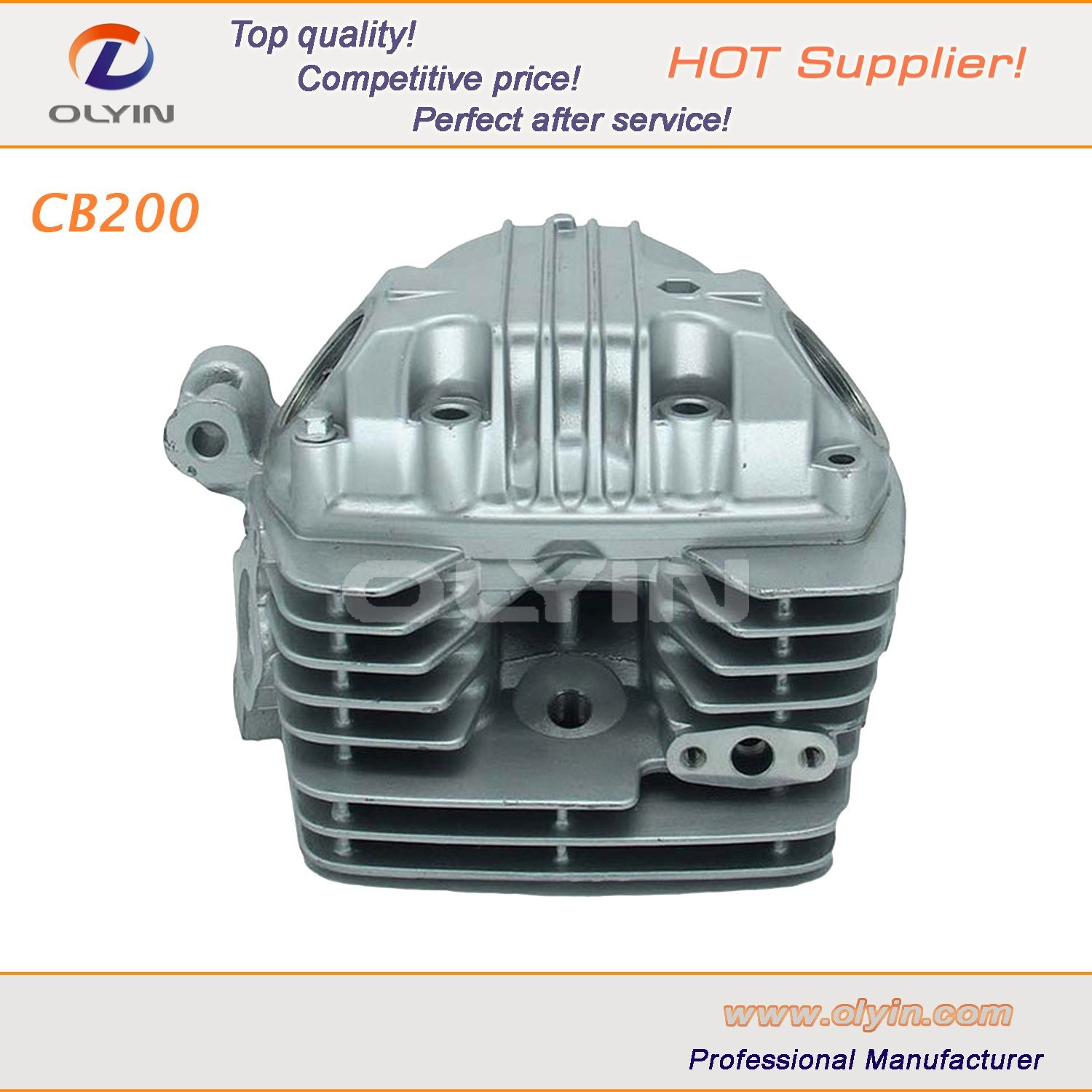China Motorbike Motorcycle Cylinder Head For Cb200 Engine Parts Suzuki M15a Timing Marks