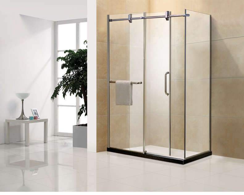 China Solid Structural Rectangular Shower Enclosure for Bathroom ...