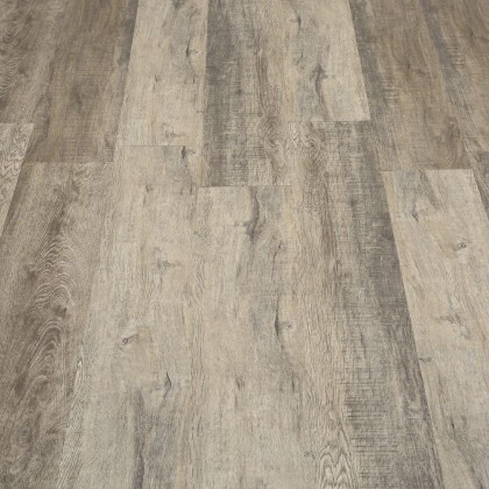 China 5 0mm Light Grey Oak Lvt Flooring