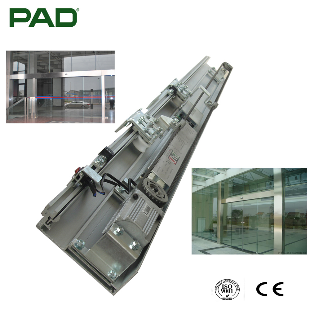 China High Security Electric Sliding Door Operator With Dc Motor