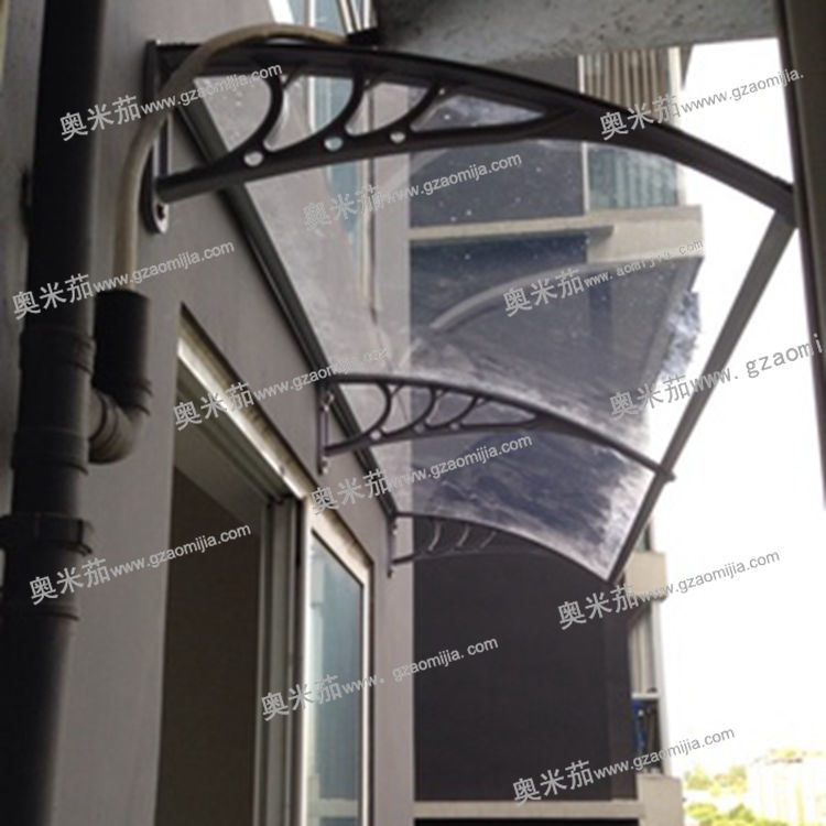 [Hot Item] Awning Canopy PC Polycarbonate for Front/Back Door Awning (A73)