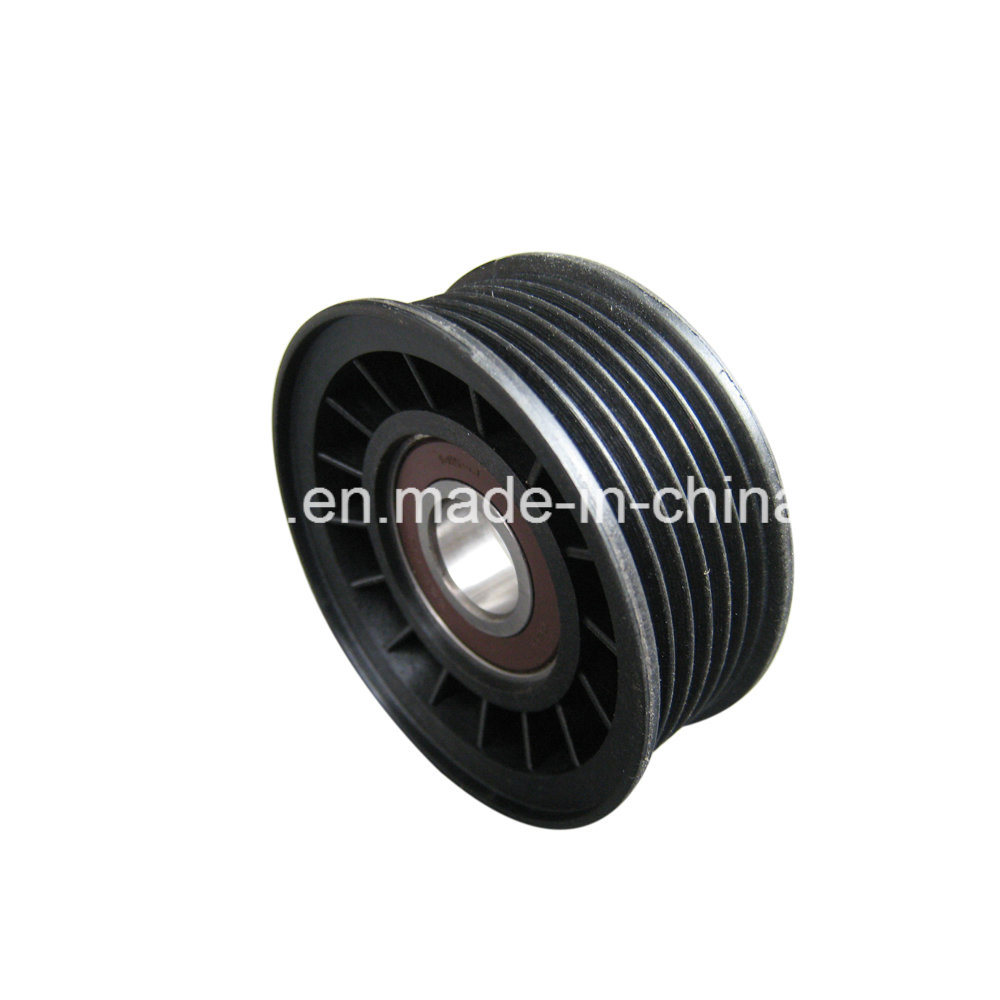 China 3 Vee Flat Timing Belt Drive Pulley / Wire Rope Conveyor Head ...