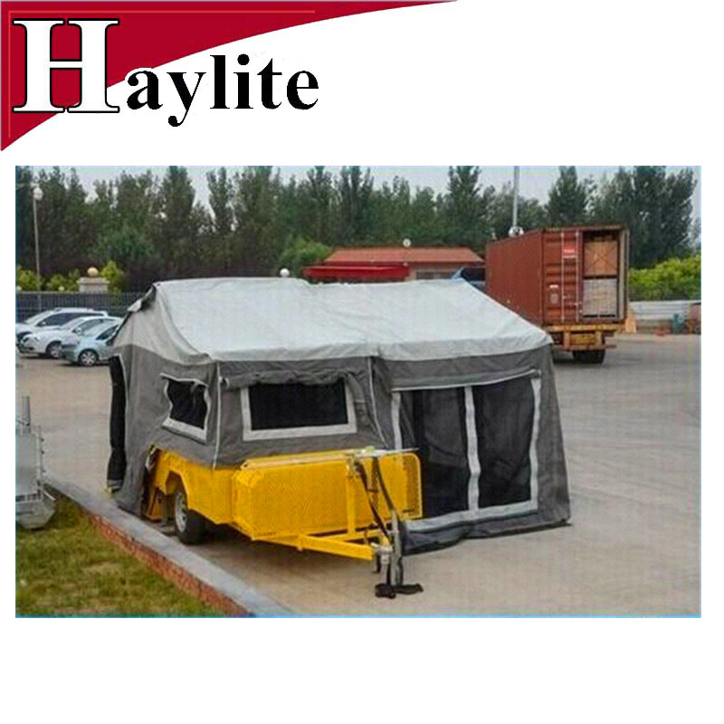 Camp Trailers For Sale >> China Off Road Camper Trailers With Tent For Sale Photos