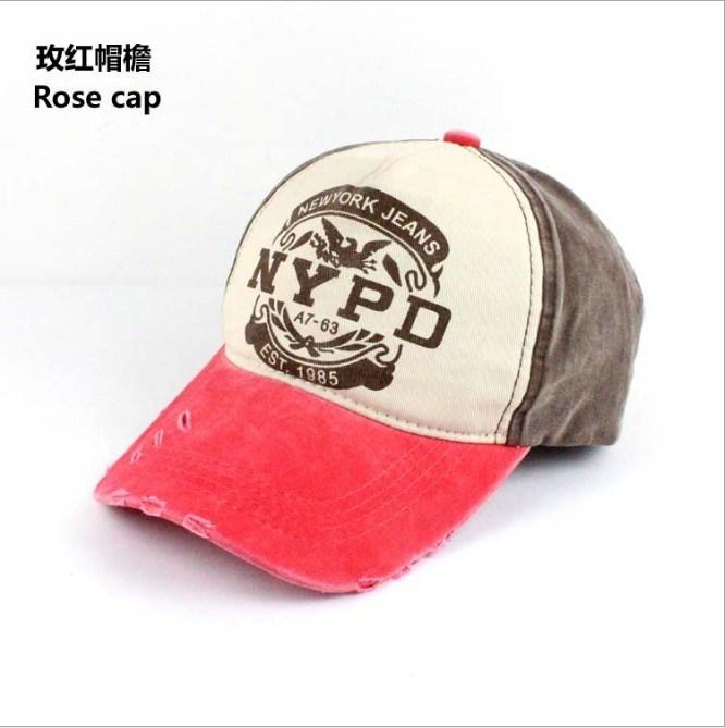 5fd0853b560 Baseball Cap Fitted Hat Casual Cap Gorras 5 Panel Hip Hop Snapback Hats  Wash Cap for Men Women Unisex