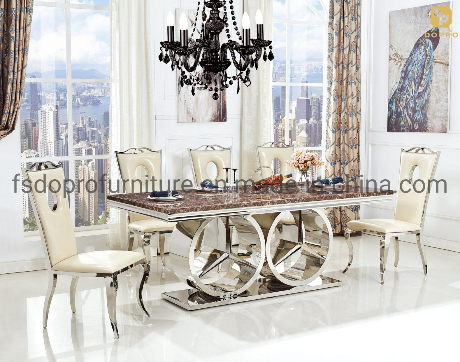 China Mercedes Marble Dining Table Marble Top Dining Table Set 8 Seater D22 China Dining Table Glass Table
