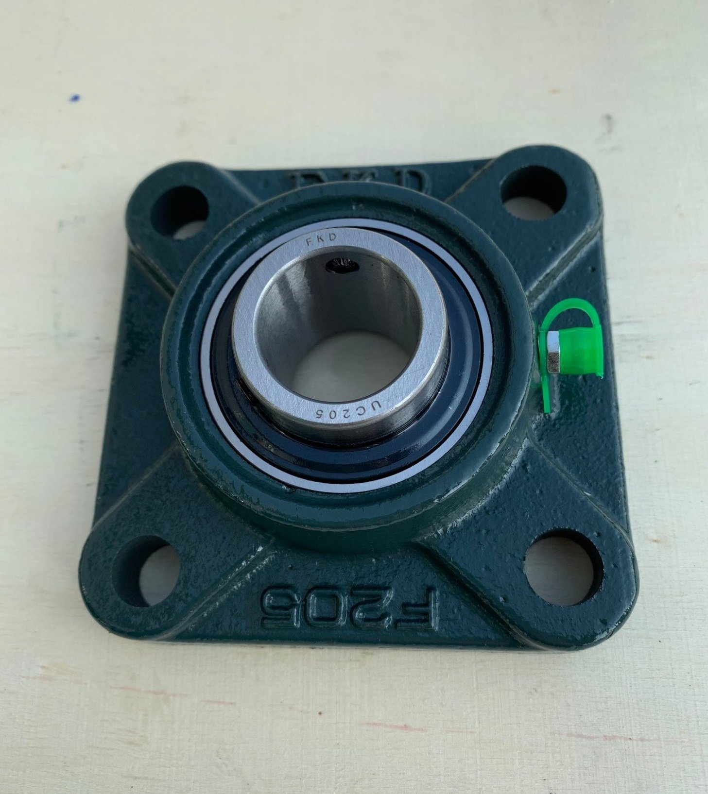 China Good Quality Chrome Steel Ucf Pillow Block Bearing F211 China Pillow Block Bearing Bearing