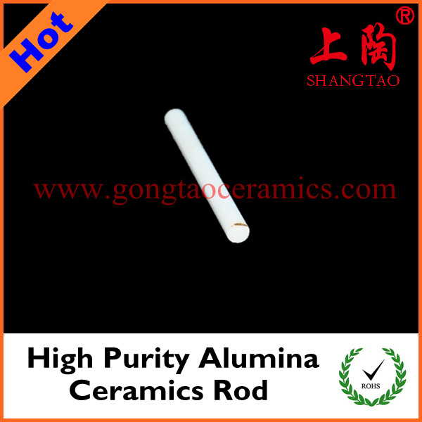 High Purity Alumina Ceramics Rod