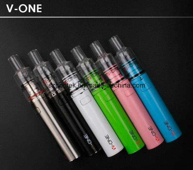 Dry Herb Wax Vaporizer with Glass Atomizer Cover Ceramic Nail