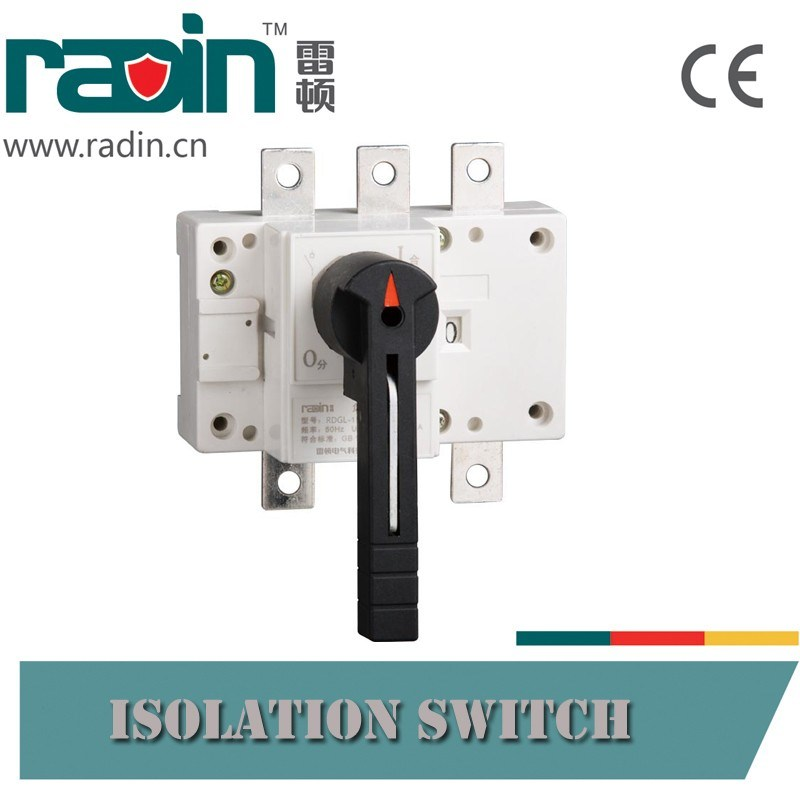 Rdgl-63A/3p Isolation Switch, Isolator Load Breaker Switch pictures & photos