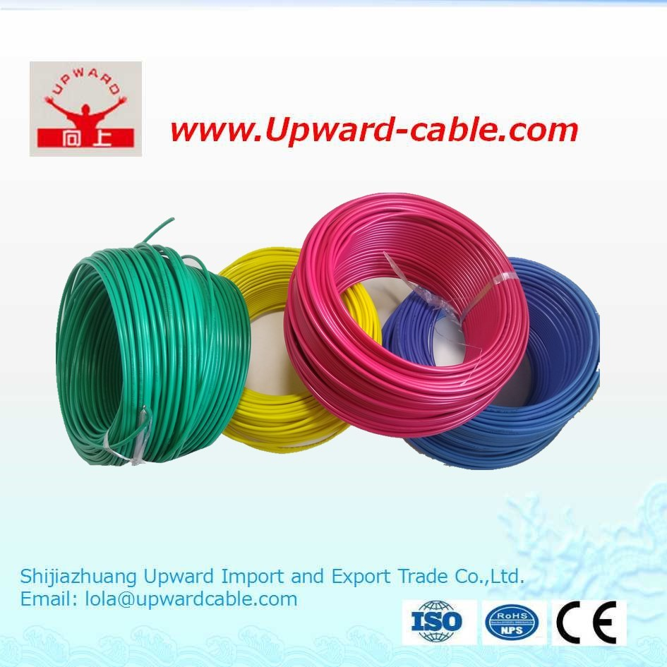 China PVC Insulation Flexible Cable 6*15mm2 Electrical Wire - China ...
