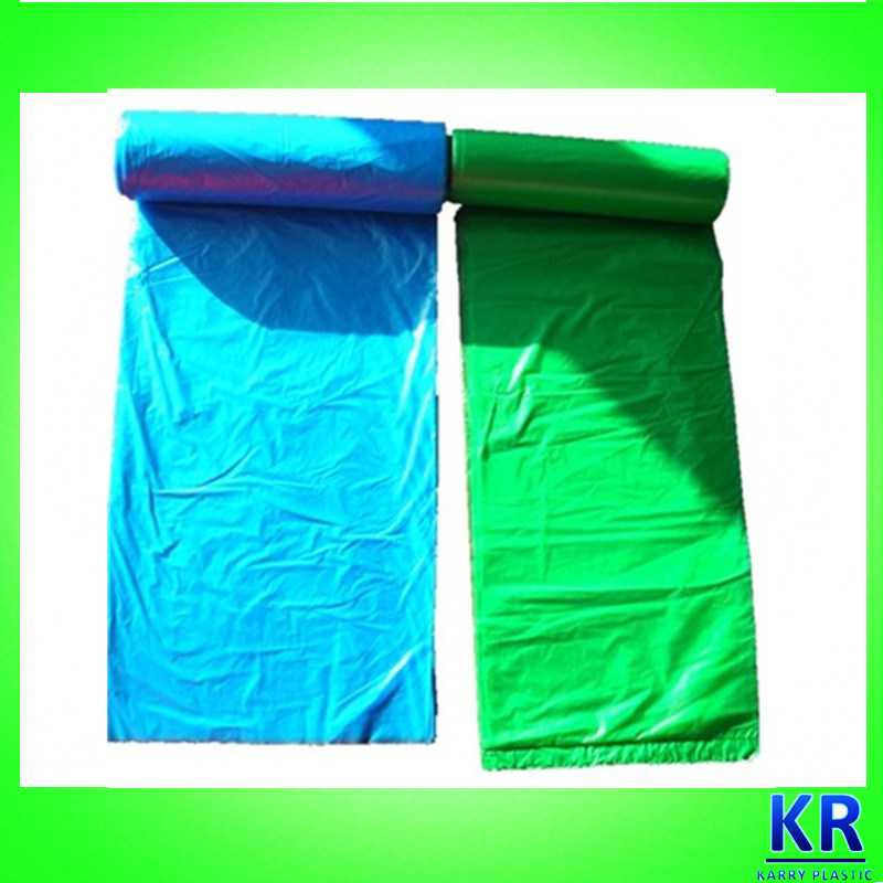 Supertop Trash Bags with Handle Heavy Duty