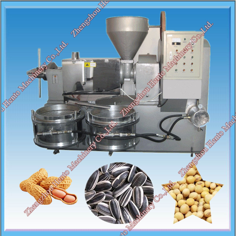 Seed Oil Extraction Machine From Direct Factory pictures & photos