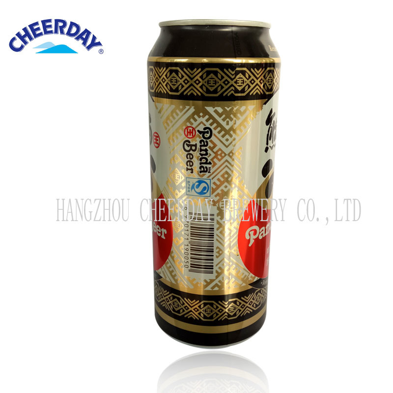 2017 Best-Selling Abv3.3% 500ml Panda King Brand Canned Craft Beer pictures & photos