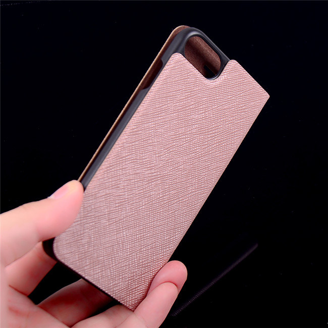 buy popular 62ec4 a6a08 [Hot Item] China Wholesale Mobile Cover Custom Design Luxury PU Leather  Case for iPhone 7/7s/7PRO Cell Phone Case