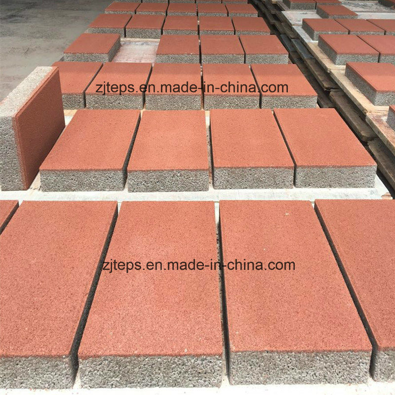 China Ceramic Permeable Pavement BrickPaverPaving For Outdoor - Ceramic pavers outdoors