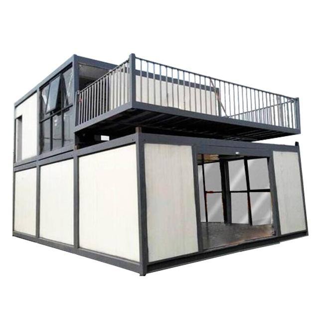 China 3 Bedroom Prefab Modular Home Thailand/ 40FT